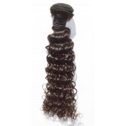 """Tissage brésilien (Bouclé, Deep) Remyhair 5A Taille 18"""""""