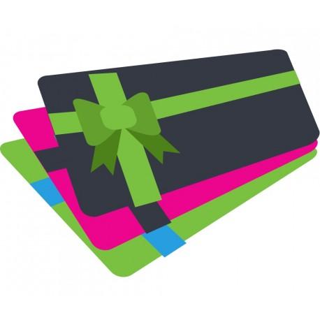 Gift Card- chèque cadeau 10€